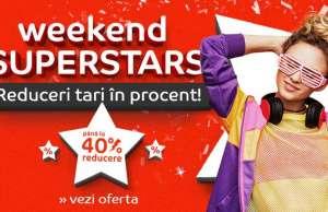 eMAG MII de Reduceri BUNE Weekend Superstars
