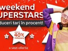 eMAG Weekend Superstars Reduceri EXCLUSIVE MII Produse