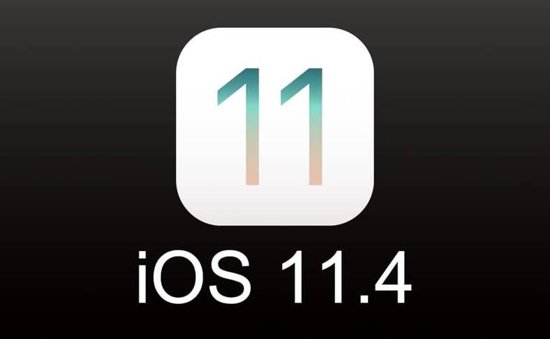 iOS 11.4 LANSARE