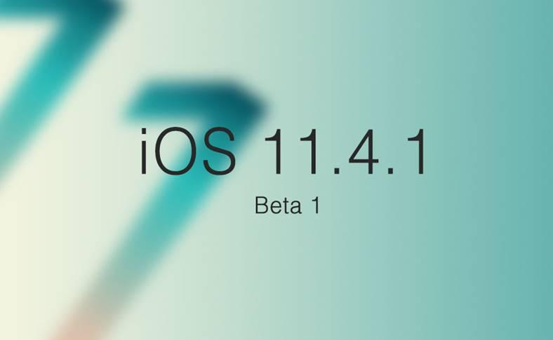 iOS 11.4.1 Public Beta 1