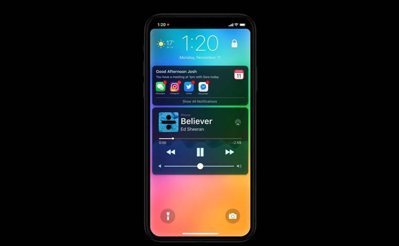 iOS 12 Concept Regandeste iOS Doreai