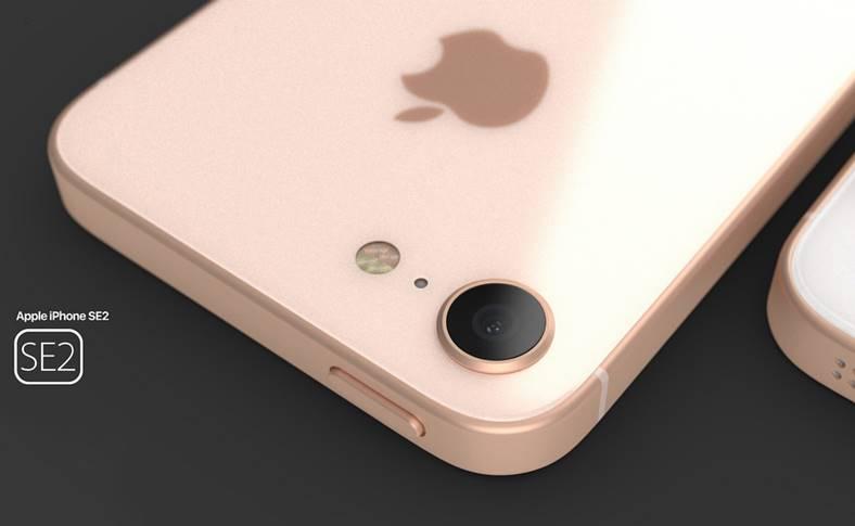 iPhone 2 SE imagini ecran nou