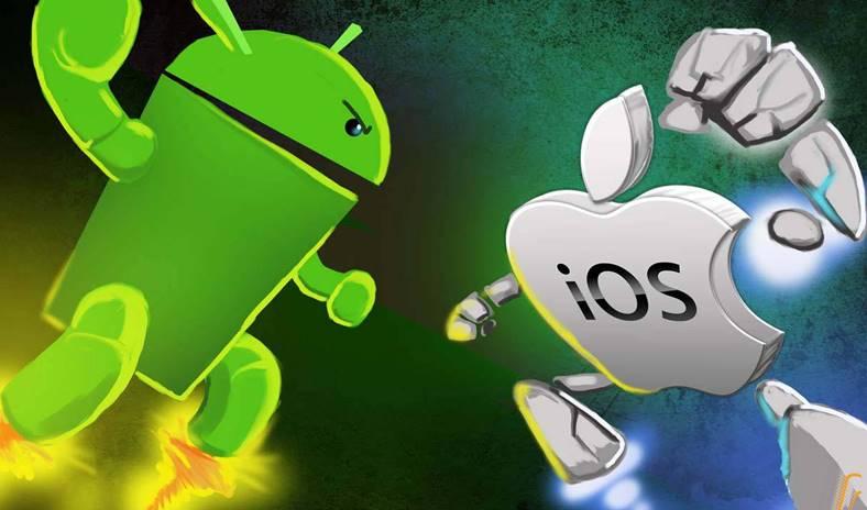 iPhone Android tari populare