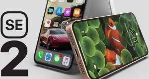 iPhone SE 2 Noul Design Dezvaluit Lansare