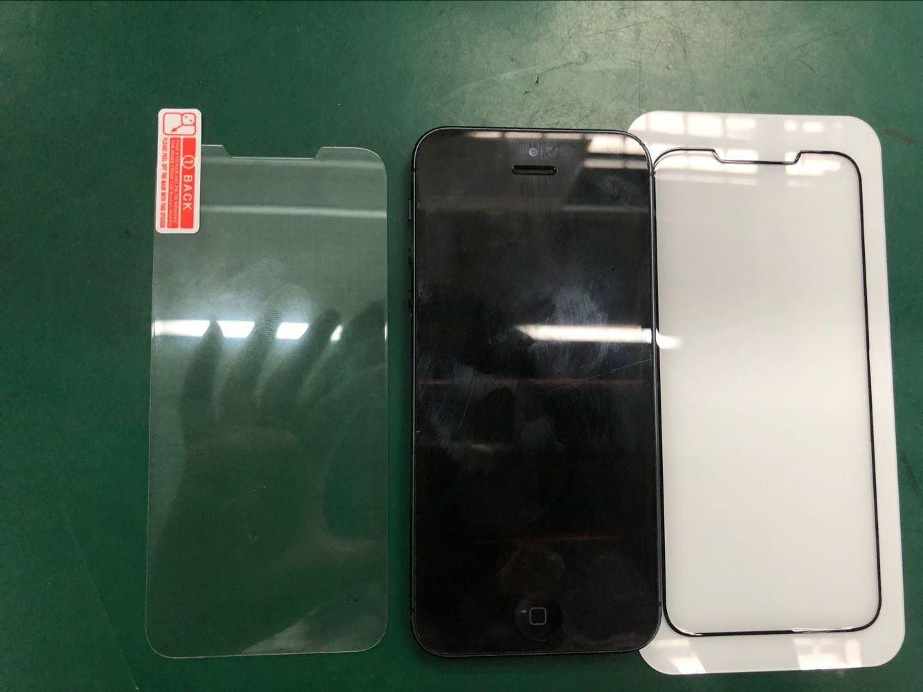 iPhone SE 2 design schita 2