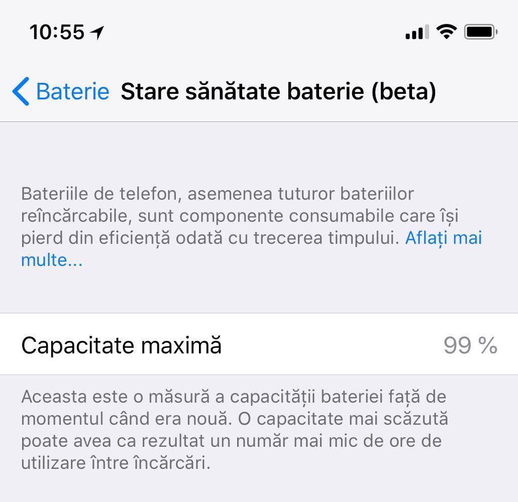 iPhone X Impactul NEGATIV Incarcarii Rapide Bateriei 1