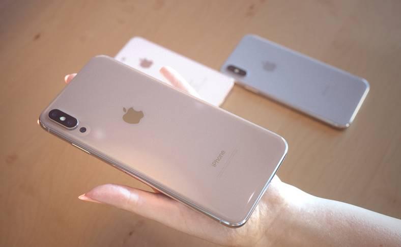 iPhone X Plus concept 2018 2