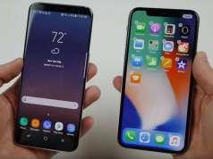 iPhone X Samsung Galaxy S8 Telefoane Satisfac Utilizatorii