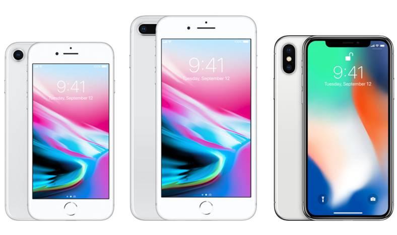 iPhone X Succes iPhone 8