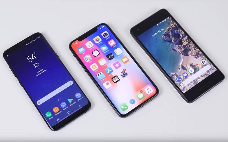 iPhone X UMILIT Telefoanele Android Europa