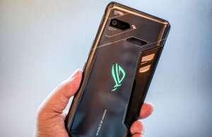 ASUS Telefon SCUMP iPhone X
