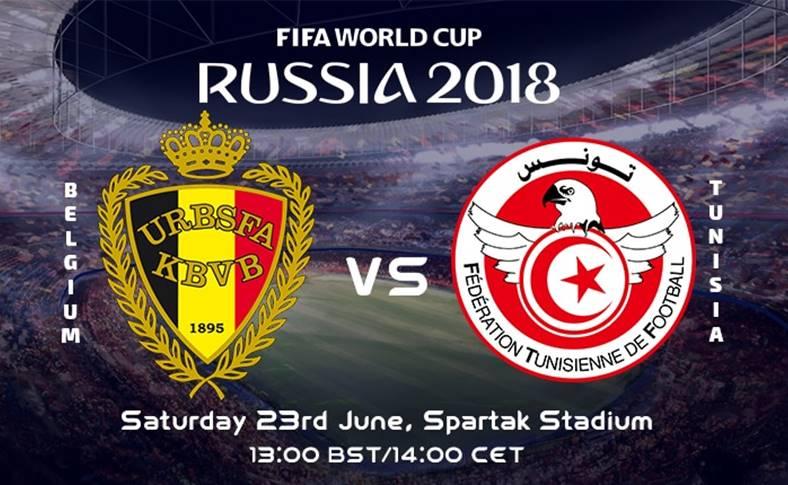 Belgia - Tunisia LIVE TVR 1 VIDEO Campionatul Mondial