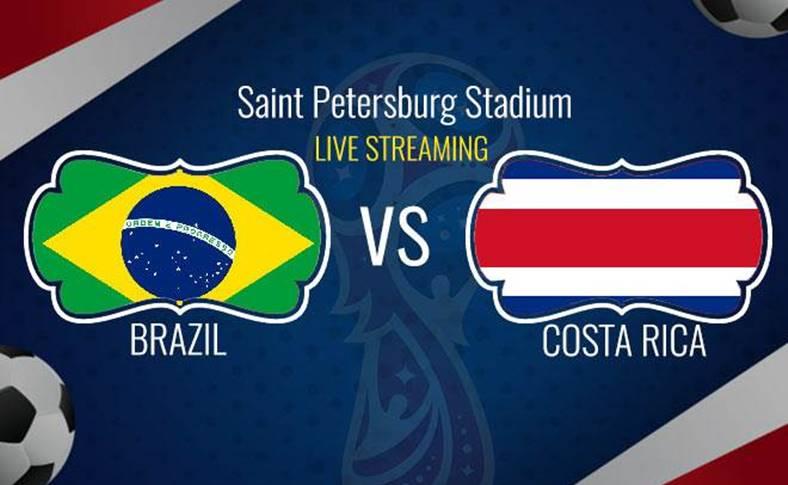 Brazilia - Costa Rica LIVE TVR 1 VIDEO Campionatul Mondial