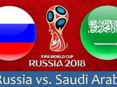 Campionatul Mondial 2018 Rusia Arabia Saudita TVR LIVE ONLINE
