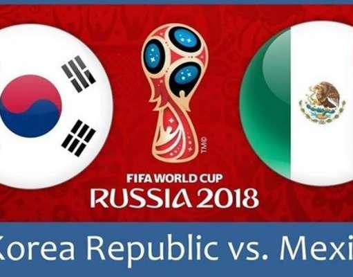 Coreea de Sud - Mexic LIVE TVR 1 CM 2018
