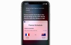 Cupa Mondiala 2018 Apple