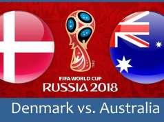 Danemarca - Australia LIVE TVR 1 Campionatul Mondial