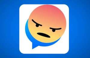 Facebook Messenger Functia ENERVANTA ELIMINATA