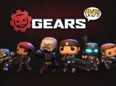 Gears of War iPhone Android Gears POP!