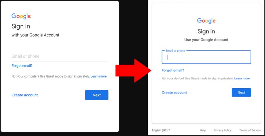 Google ATENTIE Schimbarea IMPORTANTA 1