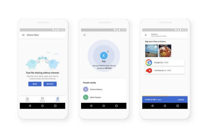 Google Android Functie GROZAVA iPhone 1