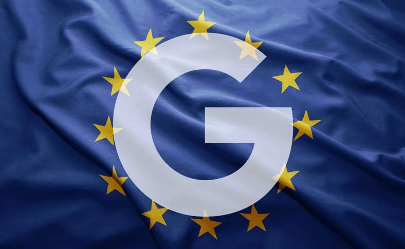 Google DOUA AMENDA URIASA UE