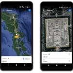Google Earth Functia GROZAVA Lansata 1