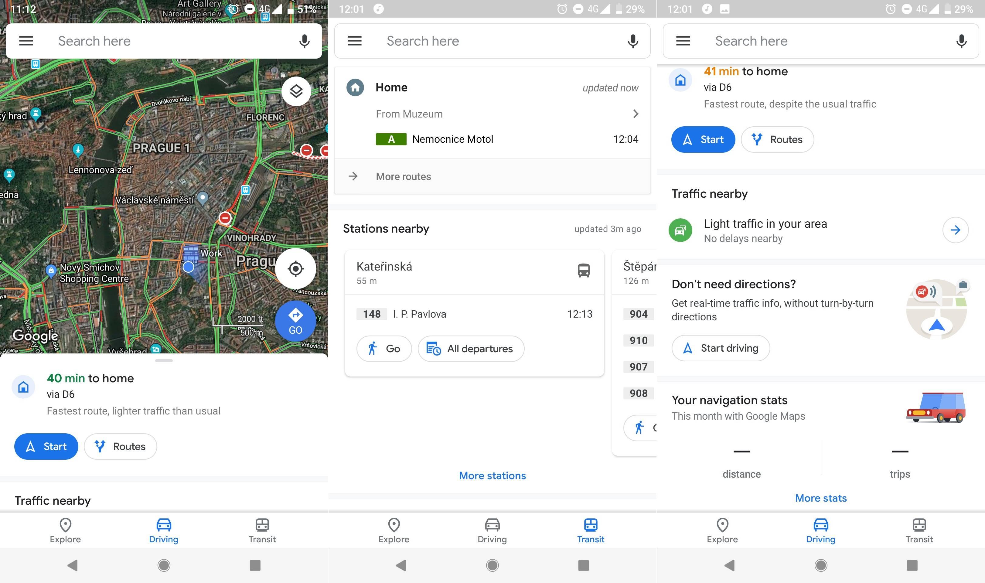 Google Maps INTERFATA Lansata Aplicatie 1