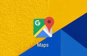 Google Maps NOUL DESIGN LANSAT Aplicatie