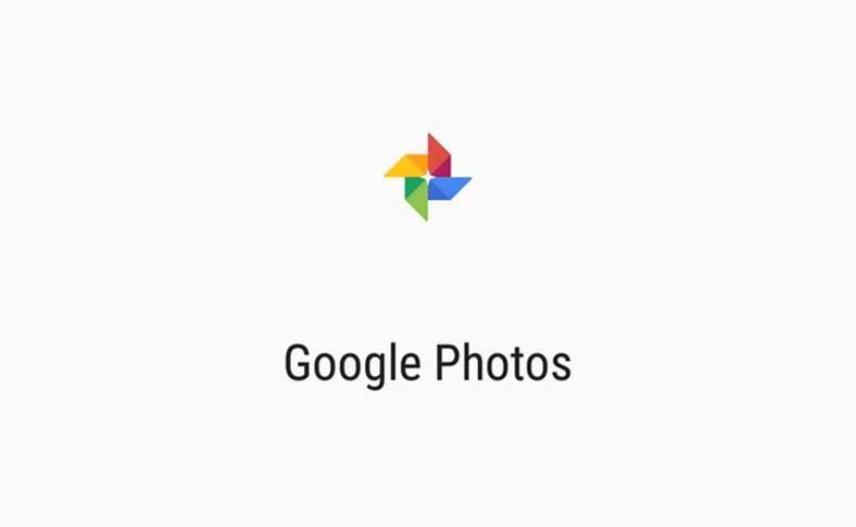 Google Photos LANSAT NOUA Functie