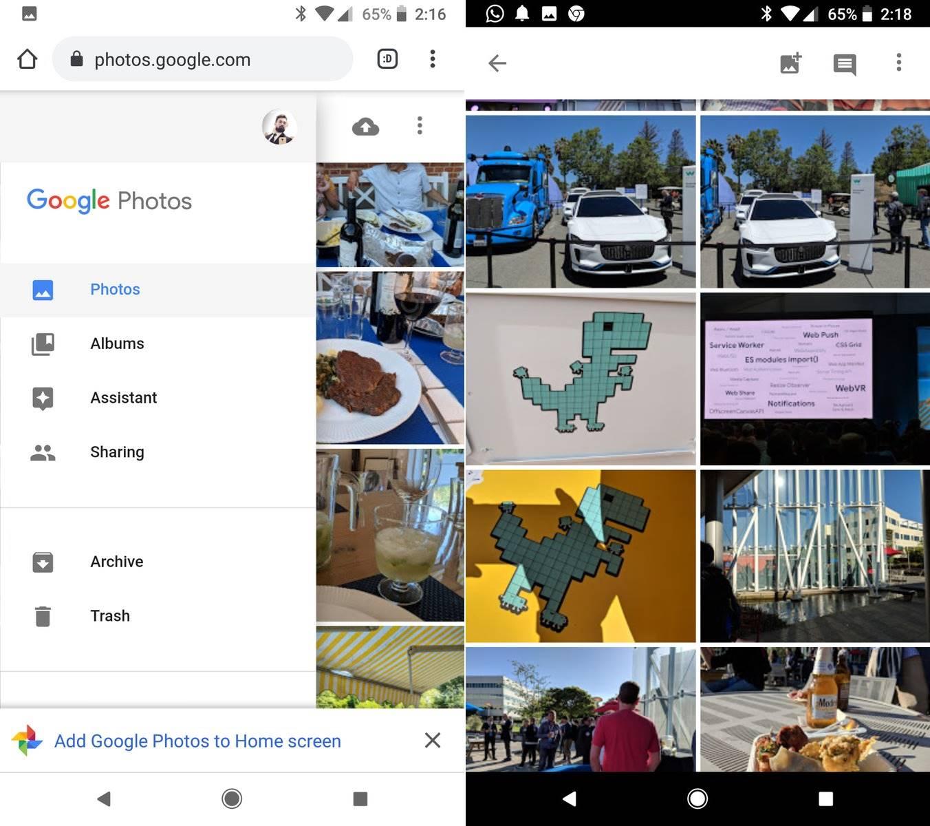 Google Photos Schimbarea MAJORA Lansata 1