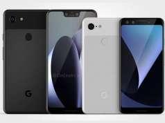 Google Pixel 3 PRIMELE IMAGINI Design