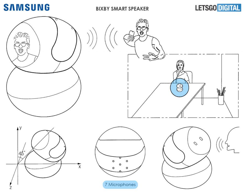 Samsung Boxa Inteligenta Concurenta HomePod 1