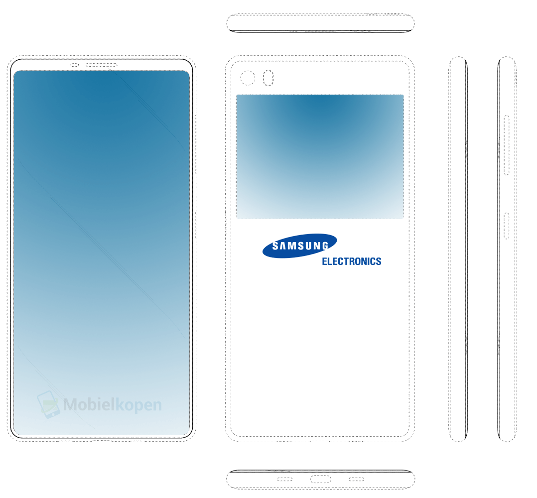 Samsung GALAXY Design UIMITOR 1