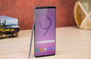 Samsung GALAXY Note 9 Baterie MARE DEZAMAGIRE 349788