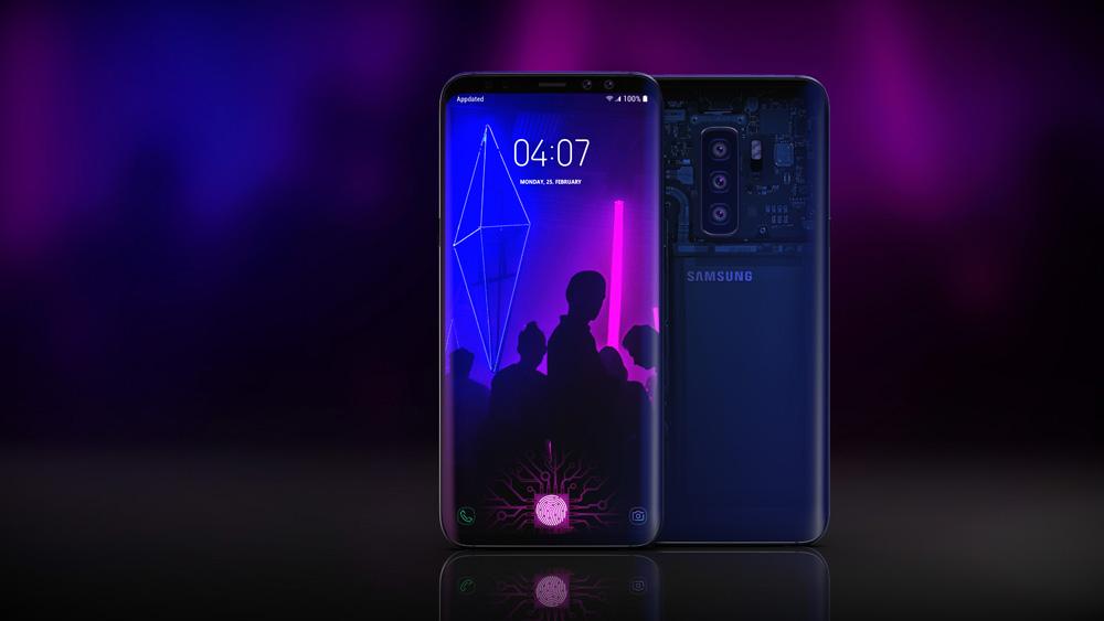 Samsung GALAXY S10 Concept CUMPERI acum 1