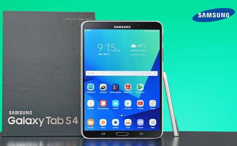 Samsung GALAXY Tab S4 CONFIRMATA Lansare