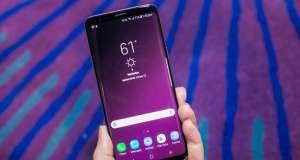 Samsung Galaxy S9 Functia COPIATA iOS 12
