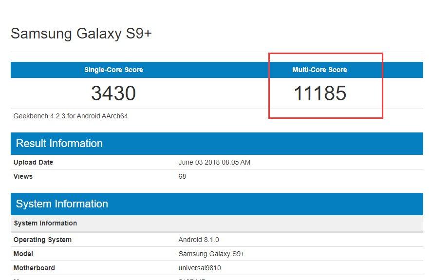 Samsung Galaxy S9 SECRETUL IMPORTANT Dezvaluit 1