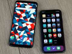 Samsung Galaxy S9 iPhone X iOS 12 Performantele Comparate