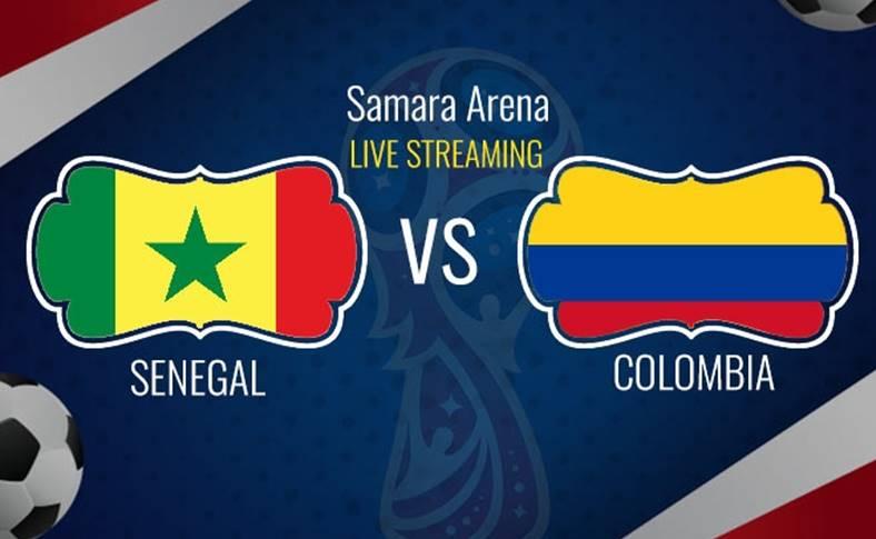 Senegal - Columbia Campionatul Mondial TVR 1 LIVE