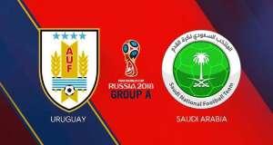 Uruguay - Arabia Saudita LIVE TVR 1 Campionatul Mondial