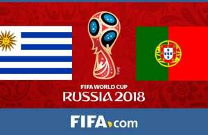 Uruguay - Portugalia Campionatul Mondial TVR 1 LIVE