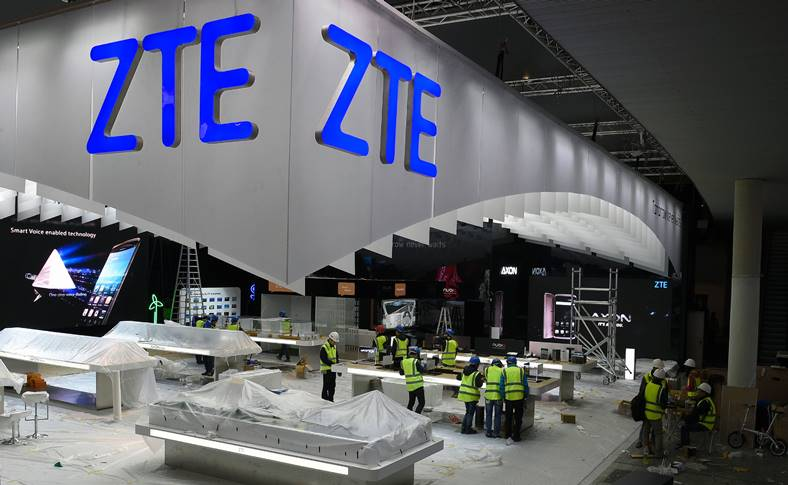 ZTE AMENDA URIASA Impusa Chinezilor