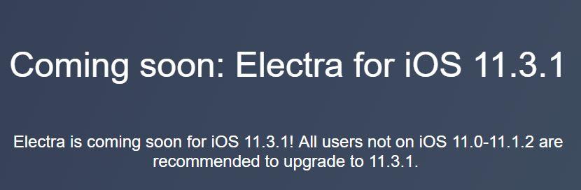 iOS 11.3.1 Jailbreak ATENTIE Pregatesti Lansare 1