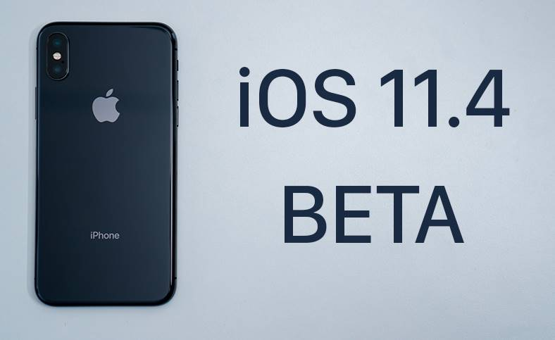 iOS 11.4.1 beta 3 Lansat iPhone iPad