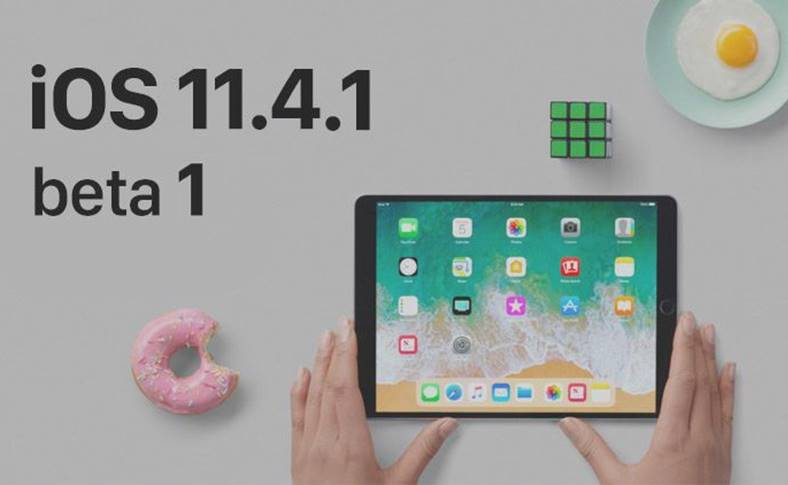 iOS 11.4.1 public beta 1 iPhone iPad