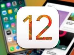 iOS 12 Actualizarile Software iPhone iPad