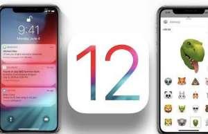 iOS 12 Apple Detaliaza Schimbarile Interfata