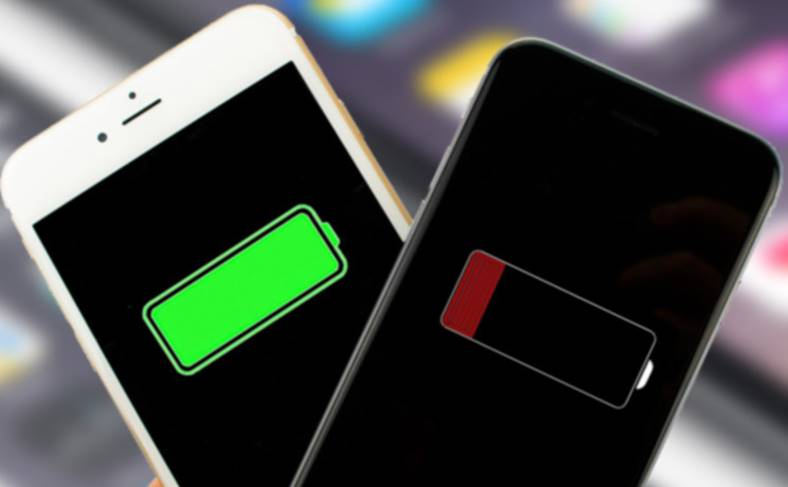 iOS 12 FURA Android Statistici Baterie